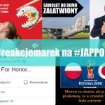 realtime marketingowe reakcje marek na mecz z japonią o honor