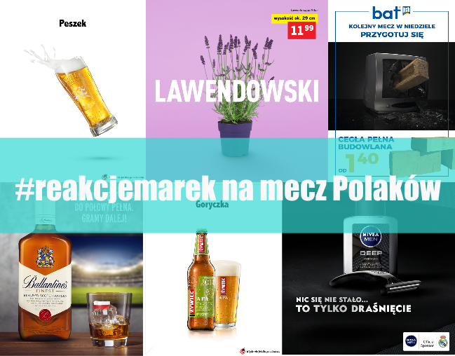 reakcjemarek realtime polska senegal mecz